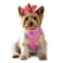 American River Ultra Choke-Free Mesh Dog Harness - Candy Pink