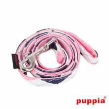 Argyle Dog Leash by Puppia - Pink
