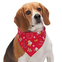 Aria Peppermint Twist Dog Bandana