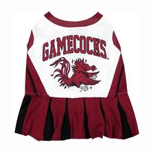 South Carolina Gamecocks Cheerleader Dog Dress