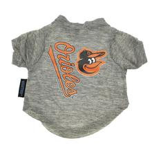 Baltimore Orioles Dog T-Shirt - Comic Bird