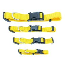 Barking Basics Dog Collar - Yellow