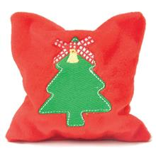 Bavarian Pillow Cat Toy - Jingle Bells