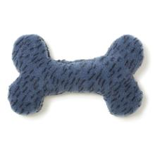 Berber Bone Dog Toy by West Paw - Stripe