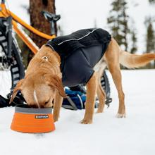 Bivy Travel Dog Bowl By RuffWear - Campfire Orange