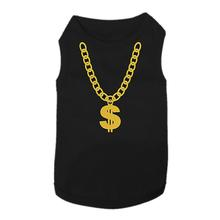 Bling $ Dog Tank by Parisian Pet