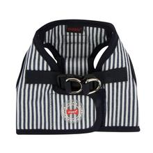 Bobby Dog Harness Vest by Puppia - Striped Navy