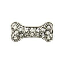 Bone Barrette by FouFou Dog - Clear