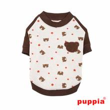 Boo Boo Dog Shirt by Puppia - Oatmeal