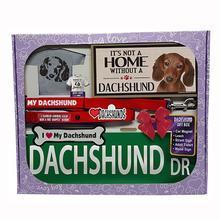 Dog Breed Gift Box - Dachshund