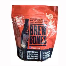 Brew Bones Dog Treats - Snout Lickin Stout