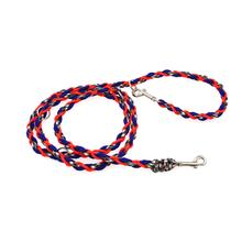 Ghost Multipurpose Dog Leash - Orange and Blue