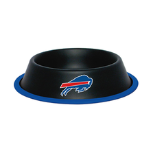 Buffalo Bills Dog Bowl Dog Bowl - Black