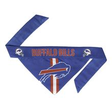 Buffalo Bills Tie On Dog Bandana