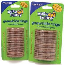 Busy Buddy Gnawhide - Cornstarch Ring Refills