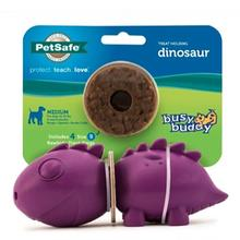 Busy Buddy Treat Ring Holder - Dinosaur
