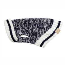 Cabin Dog Sweater by RC Pet - Navy Melange