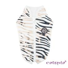 Calico Cat Vest by Catspia - Off White