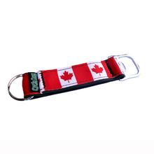 Canada Maple Leaf Bottle Opener Key Chain by Cycle Dog