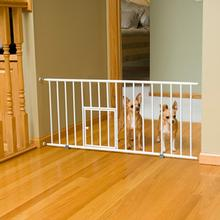 Carlson Mini Dog Gate with Pet Door