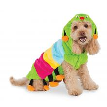 Caterpillar Dog Hoodie Costume