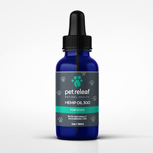 CBD Hemp Oil for Large Dogs - 300MG