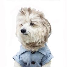 The Chambray Dog Shirt by Dog Threads