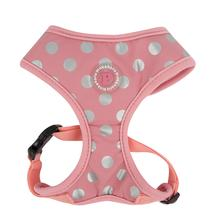 Chic Adjustable Dog Harness by Pinkaholic - Pink