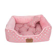 Chic Dog Bed by Pinkaholic - Pink