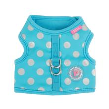 Chic Pinka Dog Harness by Pinkaholic - Blue