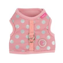 Chic Pinka Dog Harness by Pinkaholic - Pink