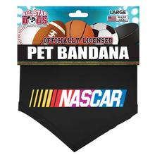 NASCAR Cotton Dog Bandana