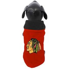 Chicago Blackhawks Outerwear Dog Coat