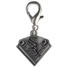Chicago White Sox Pennant Dog Collar Charm