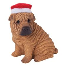 Chinese Shar-Pei Christmas Ornament