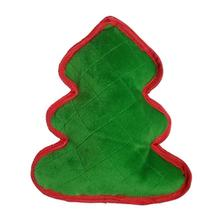 Christmas Bite Me Dog Toy - Tree
