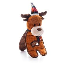 Christmas Cuddle Tug Dog Toy - Reindeer