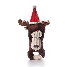 Christmas Peek-A-Boos Dog Toy - Reindeer