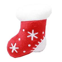 Christmas Plush Dog Toy - Stocking