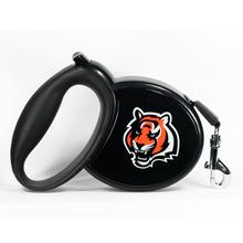 Cincinnati Bengals Retractable Dog Leash