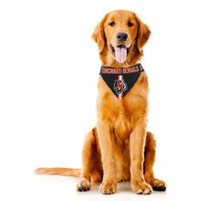 Cincinnati Bengals Tie On Dog Bandana