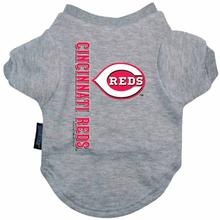 Cincinnati Reds Dog T-Shirt