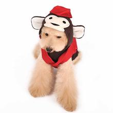 Circus Monkey Dog Hoodie Sweatshirt by Dogo