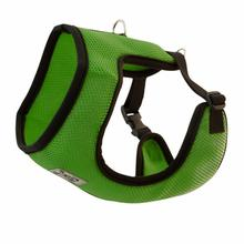 Cirque Dog Harness - Green Air Mesh