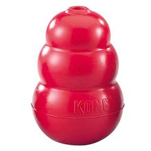 Classic Kong Hard Rubber Dental Dog Toys