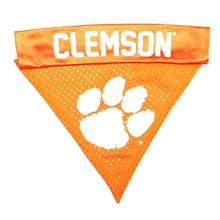 Clemson Tigers Dog Bandana Collar Slider