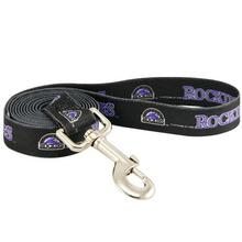 Colorado Rockies Baseball Printed Dog Leash