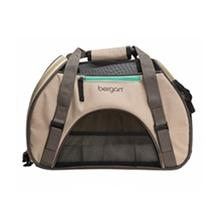 Comfort Dog Carrier - White Pepper and Morel