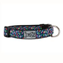 Confetti Adjustable Dog Collar by RC Pet