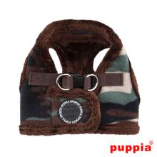Corporal Dog Harness by Puppia - Camo